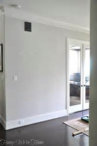 sherwin williams grey paint colors remodelaholic choosing paint colors that work with wood