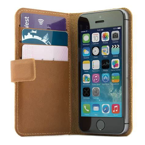 k iphone distressed leather iphone 5 5s leather in proporta