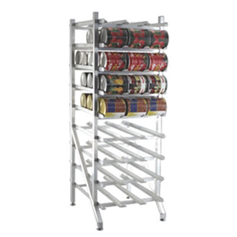 New Age Storage Racks by New Age 1250 Can Storage Rack 162 10 Can Capacity