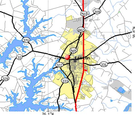 easton md map easton maryland map bnhspine