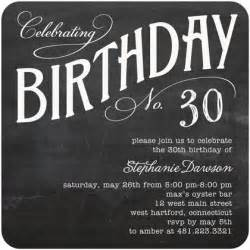 30th invite template 30th birthday invitations i like will to