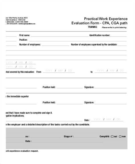 job training evaluation form www pixshark com images