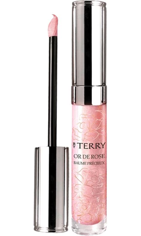 by terry gold baume de rose lip balm jewels 24k gold rusbeautynews by terry or de rose baume precieux