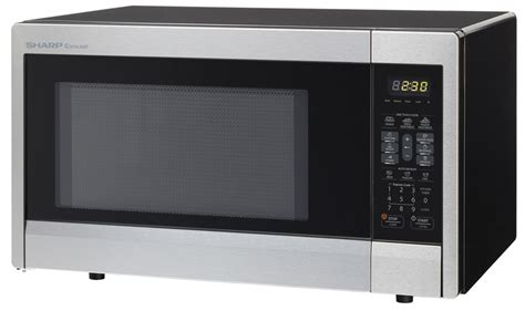 Microwave Sharp R249in r 331zs 1 1 cu ft stainless steel microwave oven