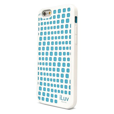 Iluv Iphone 6 iluv wave glow in the for iphone 6 6s ai6aurwwh