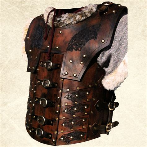 Armor Dresser by Image Gallery Leather Armor Chest