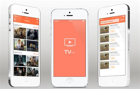tvme vodcast iphone app template ios