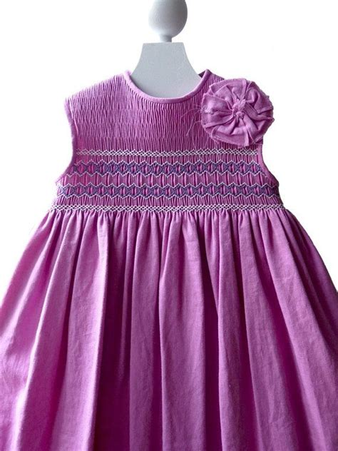 Dres Gisella Kid 1029 best smock recuerdos de images on