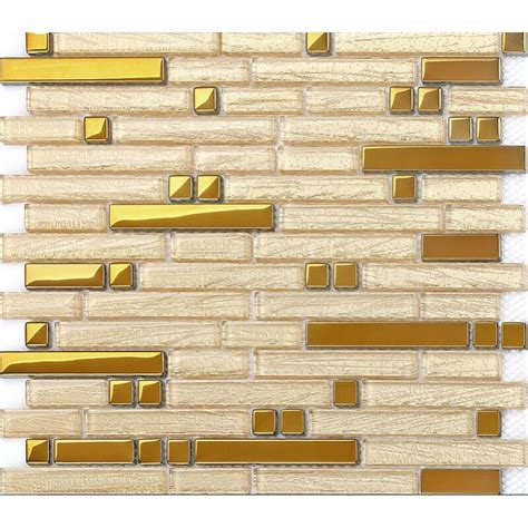 wholesale metal with base backsplash tiles 04 stainless