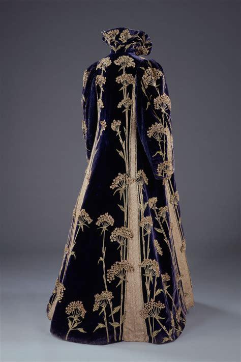 Fashion Senshukei 13 H Gs3525 evening coat see photos from 19th century fashion the cut