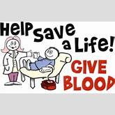 ... blood drive at the National Blood Transfusion Service (NBTS) office in