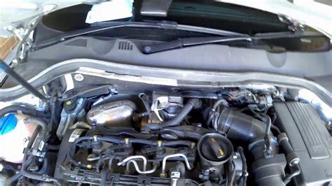 how do cars engines work 2004 volkswagen passat auto manual vw passat b7 2 0 tdi engine oil change and flush youtube