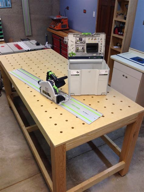 mft bench mft xl a super sized mft style bench talkfestool