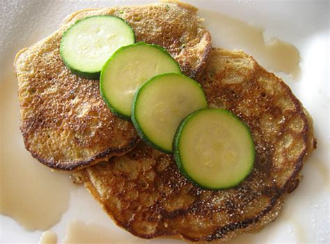 whole grain zucchini pancakes summer squash gets some respect npr