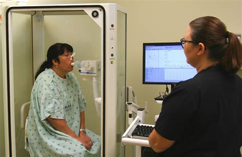 pulmonary function test mercy