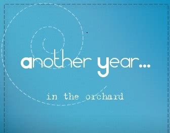 new year another name happy new year an author s orchard