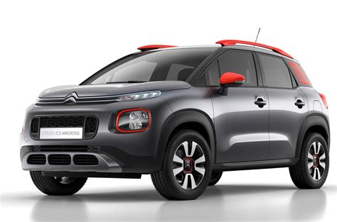 F1 Calendar 2017 C4 2017 Citroen C3 Aircross Technical Specifications And Data