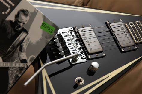 Emg Humbuckers Up Emg 81 7 deadeye guitars emg jh het set hetfield