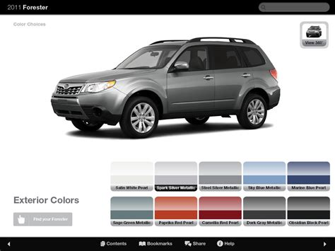 subaru forester 2017 colors subaru forester colors 2017 ototrends net
