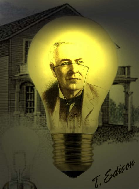 Who Invented The Light by Edison Synergy Lighting