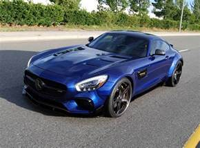 Mercedes By Widebody Mercedes Amg Gt S By Prior Design Gtspirit