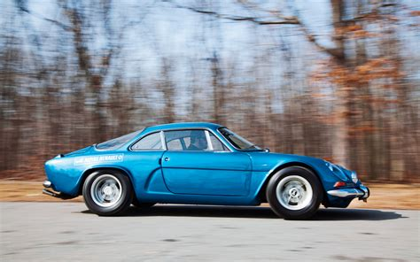 renault alpine classic dreams of blue 1975 renault alpine a110 berlinette