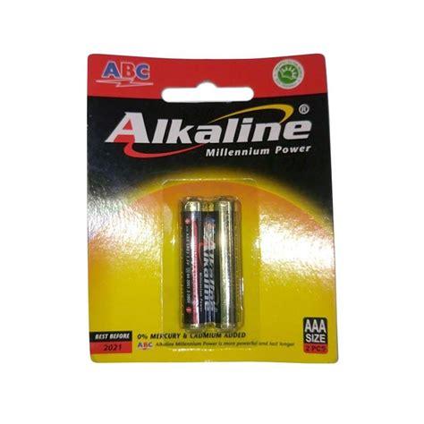 jual abc alkaline aaa baterai harga kualitas