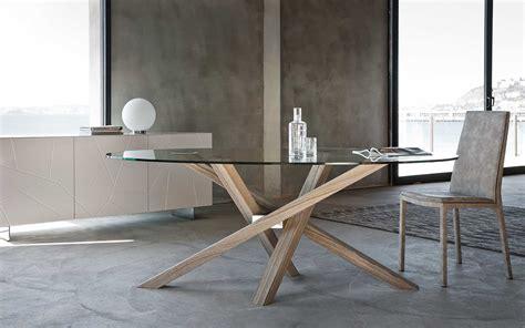 tavolo di cristallo allungabile tavolo shangai allungabile riflessi