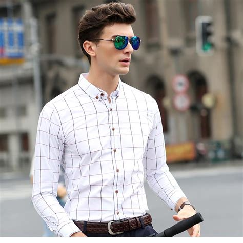 Fashion Find Staple Shirt For Work by 2015 S Plaid Shirt Striped Shirt S Clothing
