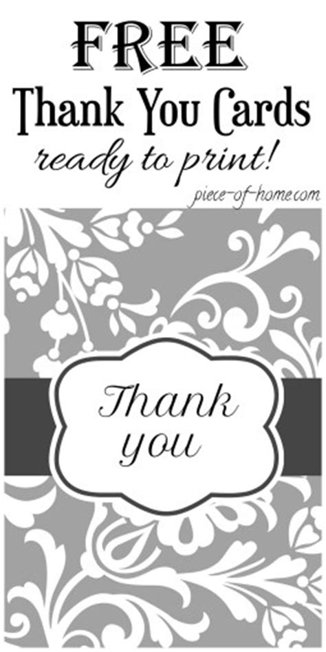 free thank you card template black and white printable thank you cards black and white www pixshark