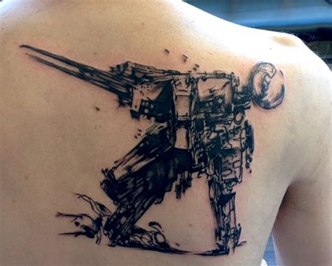 metal gear solid tattoo steph hanlon