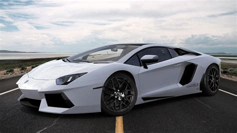 2014 lamborghini aventador white background hd wallpaper