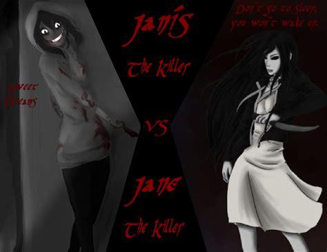 jeff the killer vs chica creepypasta the killer vs jan 237 s the killer taringa