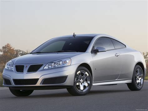 A Pontiac G6 by Pontiac G6 Coupe 2009 Pictures Information Specs