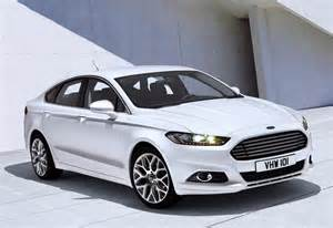 new for cars 2013 new ford mondeo