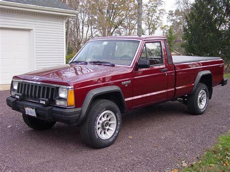 1986 jeep comanche jeepspeedo 1986 jeep comanche regular cab specs photos