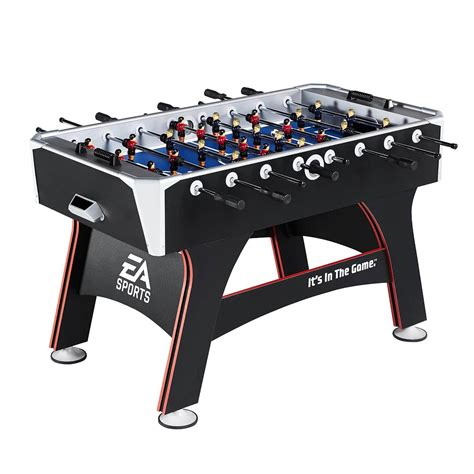 ea sports table ea sports foosball table 56 quot review best foosball tables
