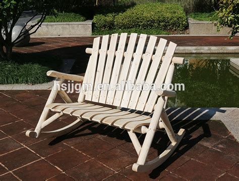 outdoor wooden rocking chairs for adults outdoor wooden rocking chair buy
