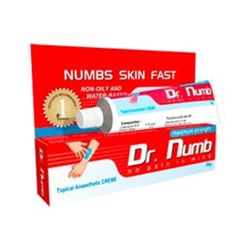 dr numb tattoo cream dr numb tattoo topical anesthetic numbing cream