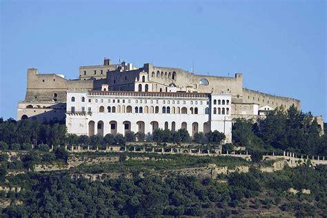 castel san castel sant elmo napoli collina vomero napoli turistica