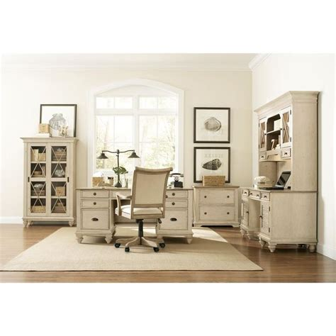 cottage style home office home office and libraries