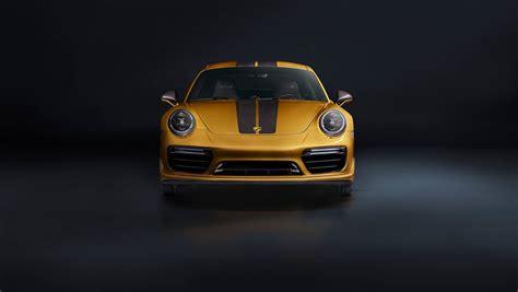 porsche exclusive series official porsche 911 turbo s exclusive series 500 units
