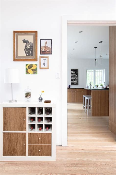 kallax wine rack kallax door insert drawers ikea expedit and doors