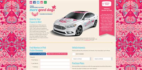 Warriors In Pink Sweepstakes - warriors in pink sweepstakes image mag
