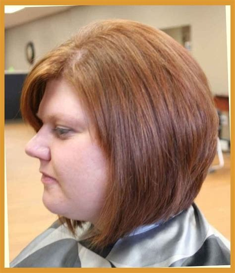 best hair for round face for heavy women hairstyles for fat women with round face best women