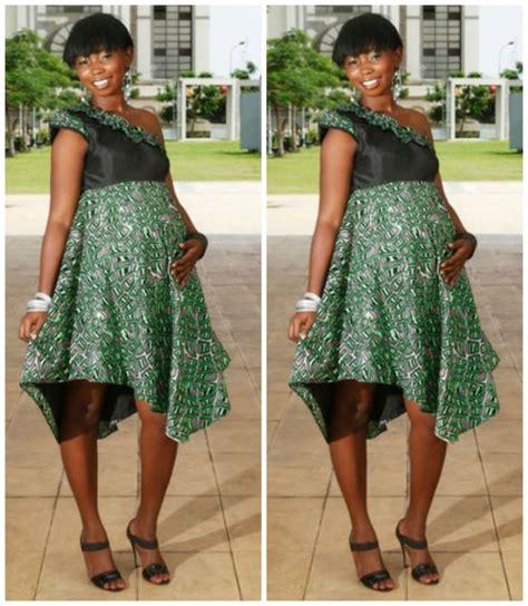 styles for pregnant women 15 super stylish ankara styles for pregnant women