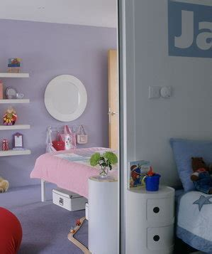 making one bedroom into two shared bedroom ideas for kids real simple