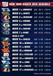 17 images about nfl football schedule 2016 on pinterest nfl releases regular season schedules