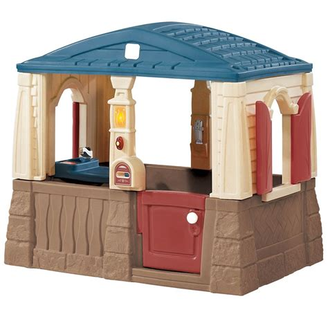 Step2 Neat And Tidy Cottage save big on step2 sandbox wagon playhouse and more