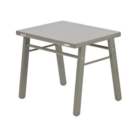 table chambre enfant table enfant laqu 233 gris clair combelle pour chambre enfant